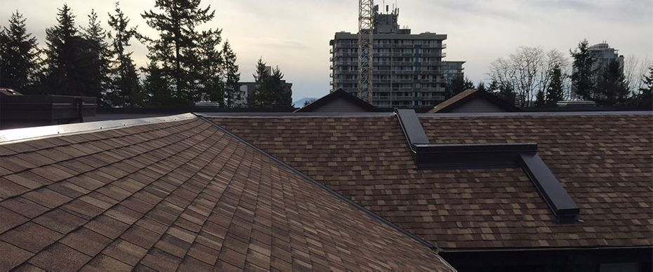 Strata roofing